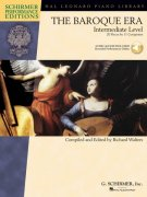 THE BAROQUE ERA: Intermediate Level + Audio Online / sólo klavír