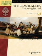 THE CLASSICAL ERA: Early Intermediate Level + Audio Online / sólo klavír