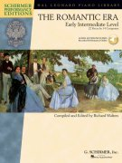 THE ROMANTIC ERA: Early Intermediate Level + Audio Online / sólo klavír