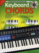 Progressive Keyboard Chords (Book/CD)