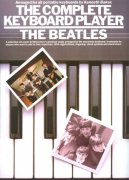 The Complete Keyboard Player: The BEATLES - zpěv/akordy