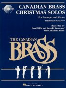 The Canadian Brass - Christmas Solos + CD / trumpeta + klavír
