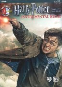 HARRY POTTER: Complete Film Series -  Instrumental Solos + CD / klarinet