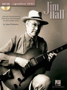 Jim Hall: Guitar Styles and Techniques of a Jazz Genius + CD / guitar + tablature