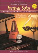Standard of Excellence: Festival Solos 1 + CD / altový saxofon