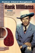 Hank WILLIAMS - Guitar Chord Songbook - 68 songs /  text + akordy