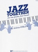 JAZZ TOGETHER / 1 piano 4 hands