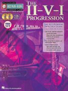 Jazz Play Along 177 - LESSONS LAB (The II-V-I Progression)+ 2x CD