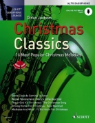 Christmas Classics + Online audio  - 16 Most Popular Christmas Melodies - Alt-Saxophon