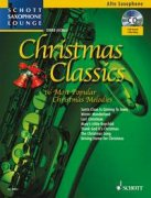 Christmas Classics + CD - 16 Most Popular Christmas Melodies - Alt-Saxophon