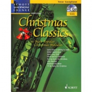 Christmas Classics - 16 Most Popular Christmas Melodies - Tenor-Saxophon