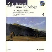 Classical Piano Anthology 3 + CD - 18 Original Works