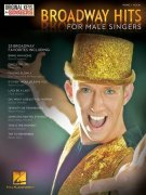 Broadway Hits: Original Keys For Male Singers - PVG