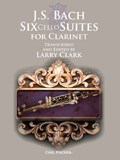 J. S. Bach: Six Cello Suites For Clarinet