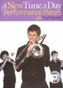 A NEW TUNE A DAY - PERFORMANCE + CD / trombon (pozoun)