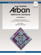 Method for Trombone and Baritone + Audio Online, Book - Jean-Baptiste Arban