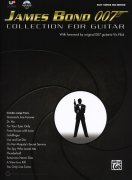 James Bond 007: Collection For Guitar + DVD-Rom
