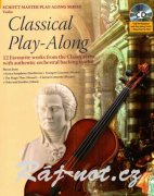 Classical Play-Along + CD - 12 favourite works from the Classical - violin