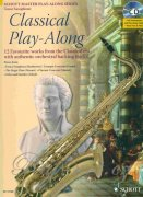Classical Play-Along + CD - 12 favourite works from the Classical - saxofon tenor