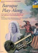Baroque Play-Along + CD - trubka