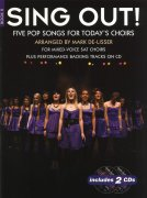 Sing Out! 5 Pop Songs For Todays Choirs - Book 2 + 2 CD