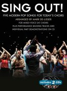 Sing Out! 5 Pop Songs For Todays Choirs - Book 3 + 2 CD