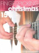 Fingerpicking CHRISTMAS - 15 songs arranged for solo guitar / kytara + tabulatura