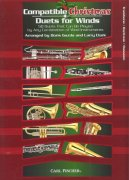 Compatible Christmas Duets For Winds //  trombon (pozoun) / fagot