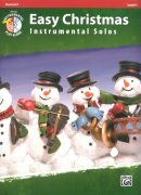 Easy Christmas Instrumental Solos (Level 1) + CD /  lesní roh (f horn)