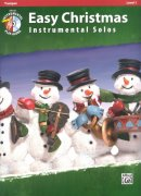 Easy Christmas Instrumental Solos (Level 1) + CD / trumpeta