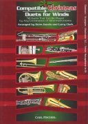 Compatible Christmas Duets For Winds //  klarinet / trumpeta / tenor sax