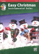 Easy Christmas Instrumental Solos (Level 1) + CD / trombon (pozoun)