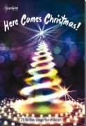 Here Comes Christmas: 25 Festive Songs For Children (Book/CD)