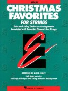 CHRISTMAS FAVORITES FOR STRINGS party (6ks)