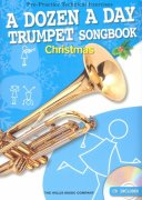 A DOZEN A DAY - CHRISTMAS SONGBOOK + CD / trumpeta (trubka)