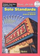 Music for Life - Solo Standards + CD // trumpeta / tenor sax