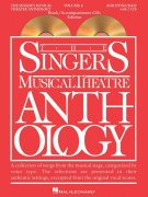 The Singer's Musical Theatre Anthology 4 + 2x CD //  baritone / bass