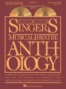 The Singer's Musical Theatre Anthology 5 + 2x CD //  baritone / bass