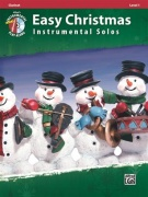 Easy Christmas Instrumental Solos (Level 1) + CD / klarinet