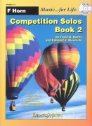 Music for Life - Competition Solos 2 + CD // lesní roh (f horn)