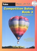 Music for Life - Competition Solos 3 + CD // tuba