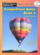 Music for Life - Competition Solos 3 + CD // trombon (pozoun) / fagot