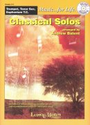 Music for Life - Classical Solos + CD // trumpeta / tenor sax