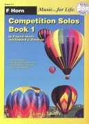 Music for Life - Competition Solos 1 + CD // lesní roh (f horn)