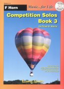 Music for Life - Competition Solos 3 + CD // lesní roh (f horn)