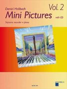Mini Pictures Vol.2 + CD - Daniel Hellbach