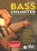 BASS UNLIMITED by Andy Mayerl + 2x CD