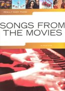 Really Easy Piano - SONGS FROM MOVIES (16 filmových hitů)