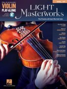 Violin Play-Along 47 -  LIGHT MASTERWORKS + Audio Online