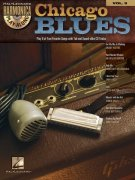Harmonica Play Along 9 - CHICAGO BLUES + CD